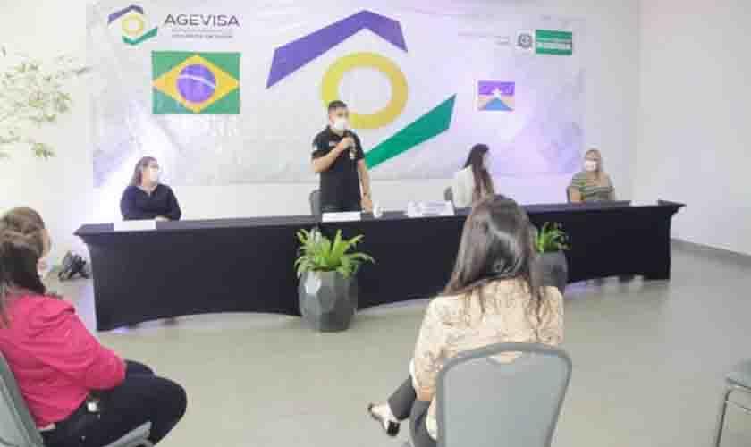 Agevisa inicia capacitação para profissionais das vigilâncias sanitárias de 14 municípios