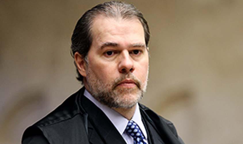 Ministro Dias Toffoli tira do STF sete ações contra parlamentares