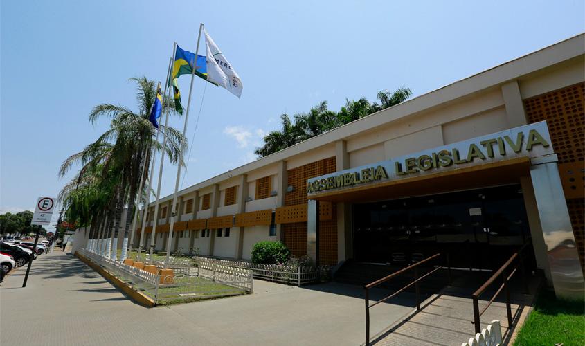 Justiça condena ex-presidentes da Assembleia Legislativa de Rondônia à prisão em regime fechado