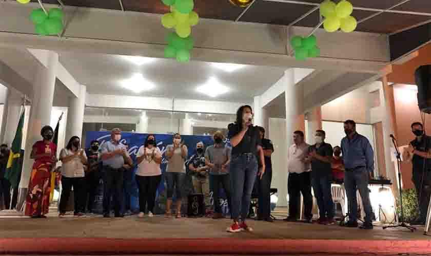Jaqueline Cassol anuncia mais recursos para Rolim de Moura