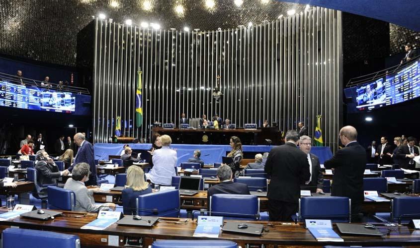 Senado aprova obrigatoriedade de bloqueadores em presídios