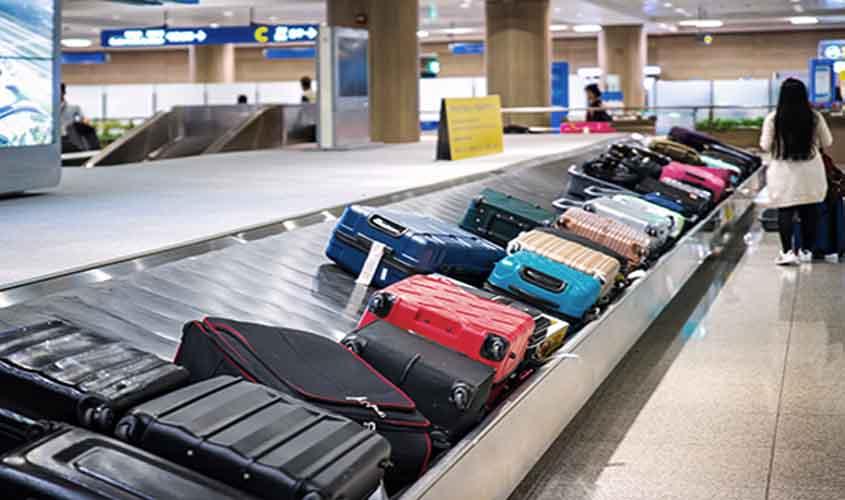 TCU entende que cobrança de bagagem tende a ser favorável ao consumidor