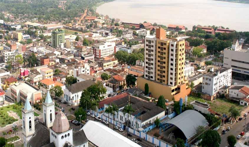 Porto Velho Rondônia fonte: tudorondonia.com
