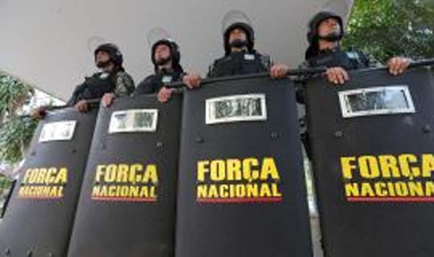 Ministério da Justiça prorroga ações da Força Nacional na Amazônia