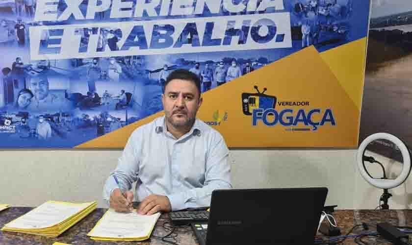 Vereador Fogaça será relator da lei que aumenta vencimentos dos professores de Porto Velho