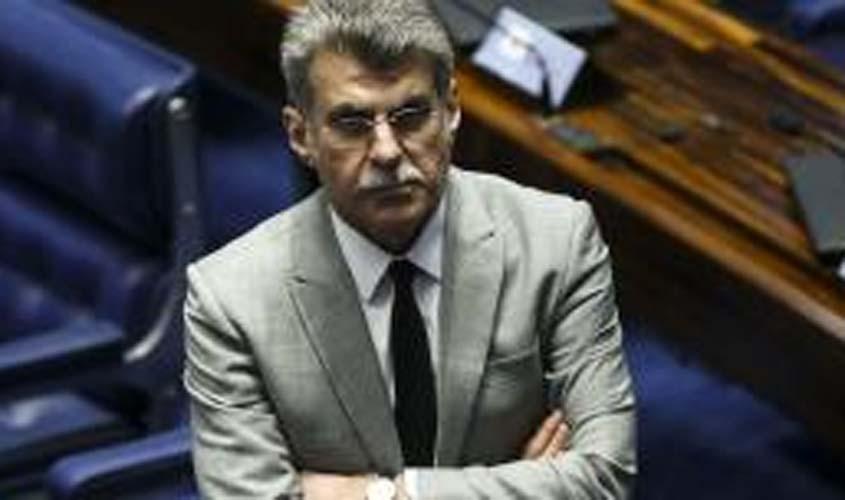 STF aceita denúncia contra o senador Romero Jucá