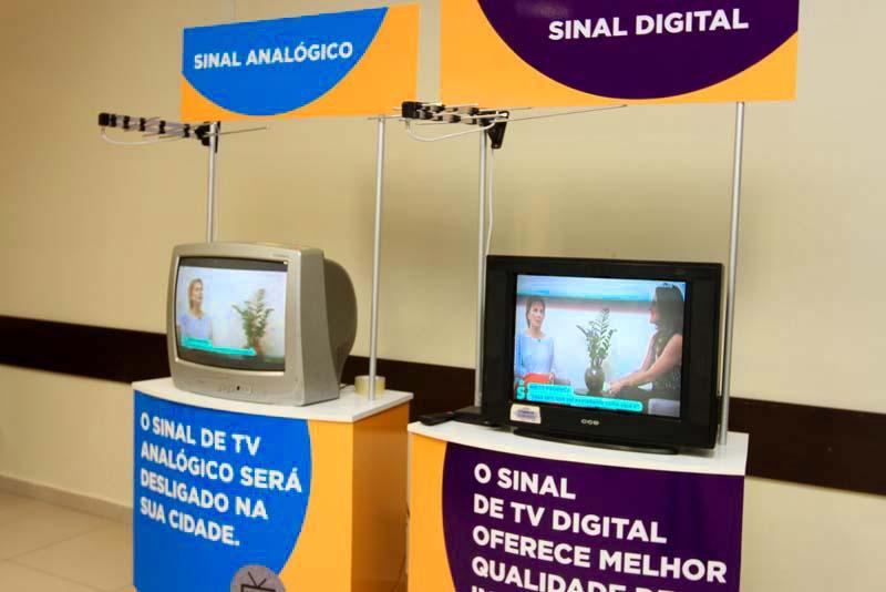 Seja Digital já distribuiu 120 mil kits na Grande Teresina