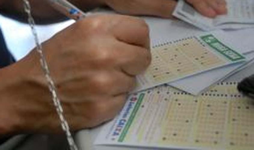 Mega-Sena acumula pela sexta vez e deverá pagar R$ 50 milhões