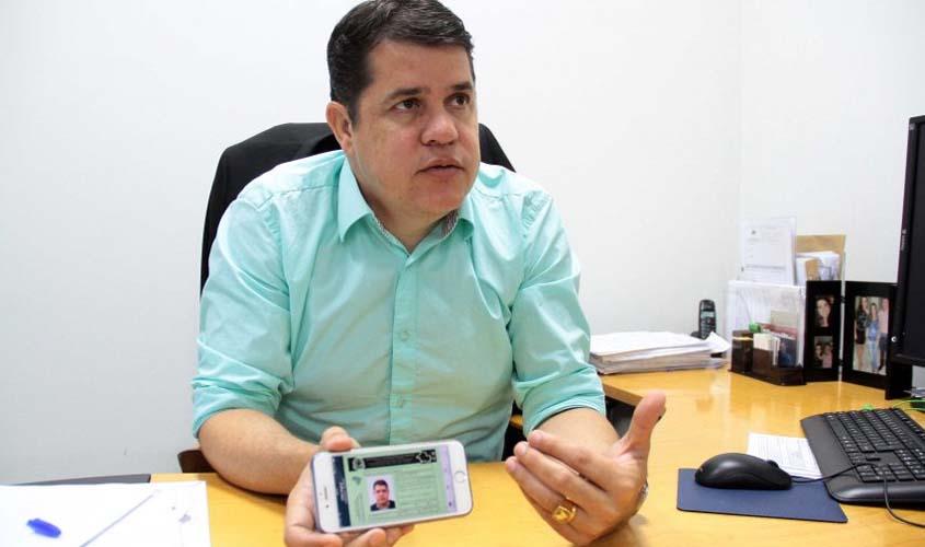 Estado de São Paulo vai começar a emitir CNH digital