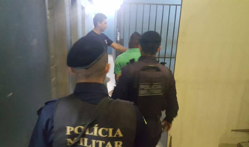 Idoso é preso suspeito de estuprar a própria neta de 6 anos