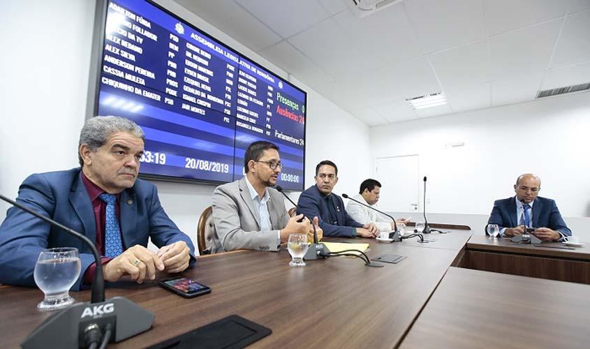 Comissão de Segurança discute reforço nos efetivos e na estrutura das polícias Civis e Militar