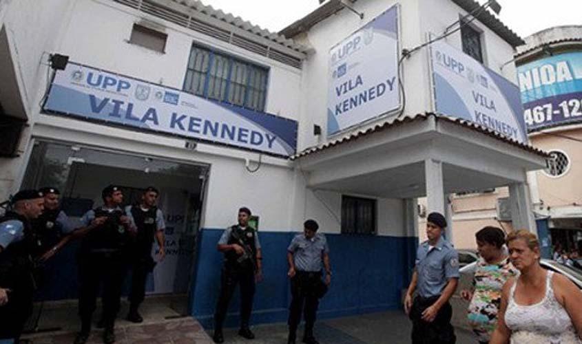 Subcomandante da UPP de Vila Kennedy é morto em lanchonete