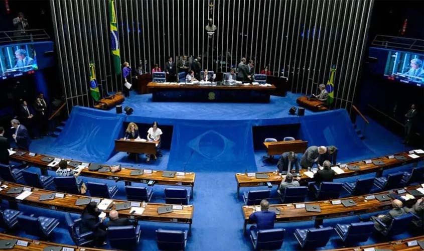 Senado aprova voto distrital misto em eleições para deputados e vereadores