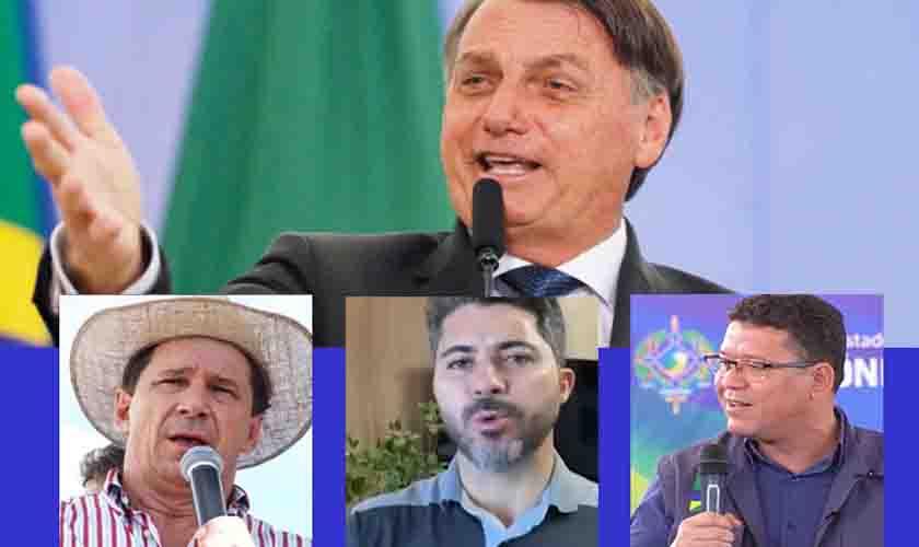 SETE CIDADES : Pesquisa independente dá grande vantagem a Bolsonaro e põe três como preferidos ao governo