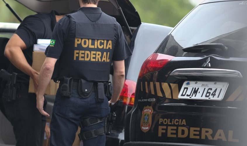 Polícia Federal deflagra operação para desmantelar grupo que desviou R$ 700 mi