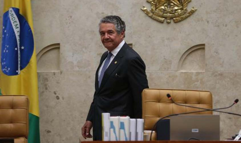 Marco Aurélio será relator das investigações sobre Aécio Neves